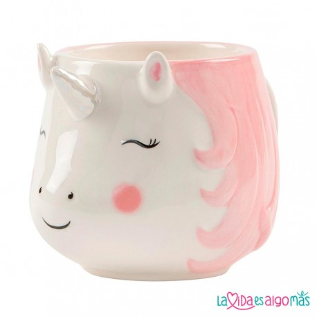 TAZA KAWAII - UNICORNIO