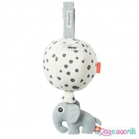 JUGUETE COLGANTE MUSICAL DONE BY DEER GLOBO - HAPPY DOTS
