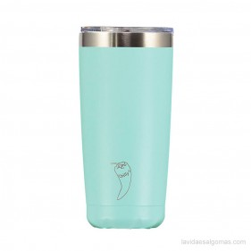 VASO ACERO INOXIDABLE CHILLY'S 500ML - MENTA