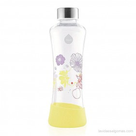 BOTELLA FLOWER EQUA 550ML - DAISY