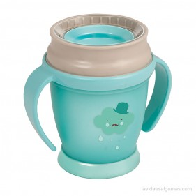 TAZA 360 LOVI RETRO BOY MINI 210 ML