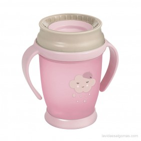 TAZA 360 LOVI RETRO GIRL JUNIOR 250 ML