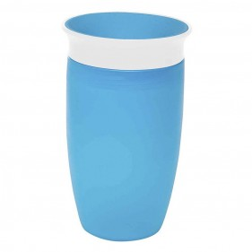 TAZA ANTIGOTEO MIRACLE 360 295ML - AZUL