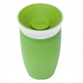 TAZA ANTIGOTEO MIRACLE 360 295ML - VERDE
