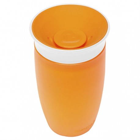 TAZA ANTIGOTEO MIRACLE 360 295ML - NARANJA