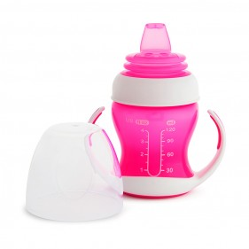 MI PRIMERA TAZA GENTLE 120ML - ROSA
