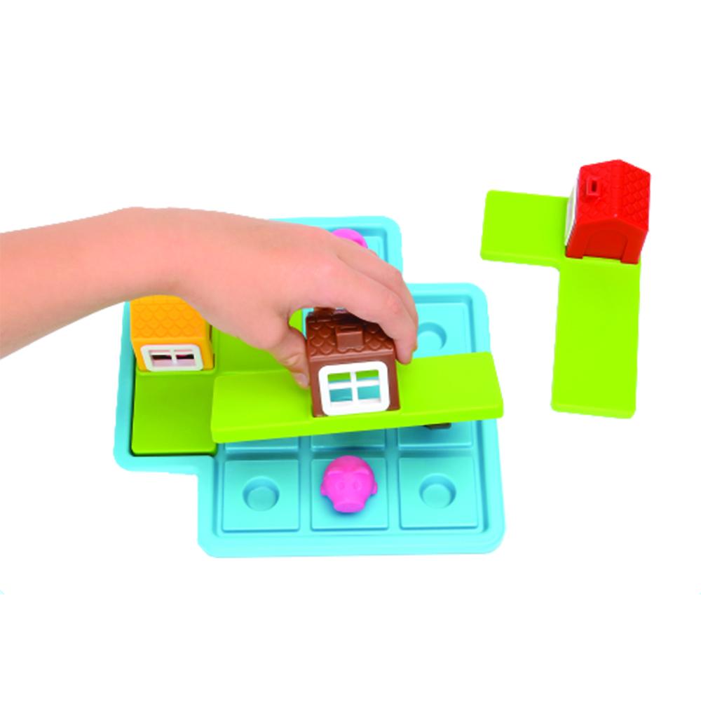 Smart Game Los Tres Cerditos Lavidaesalgomas.com
