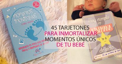 Tarjetas Primer Año Baby Cards