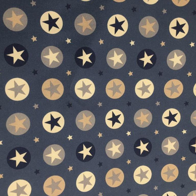 Estrellas Círculo - Azul - 441