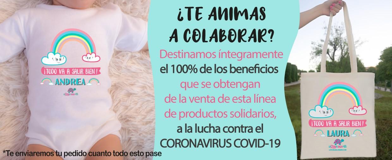 Productos Solidarios Lucha COVID-19